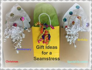 GREAT Gift Ideas for a Seamstress!  Check out these Sewing Supplies with a Designer Flare!