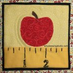 Apple miniature-quilt-block
