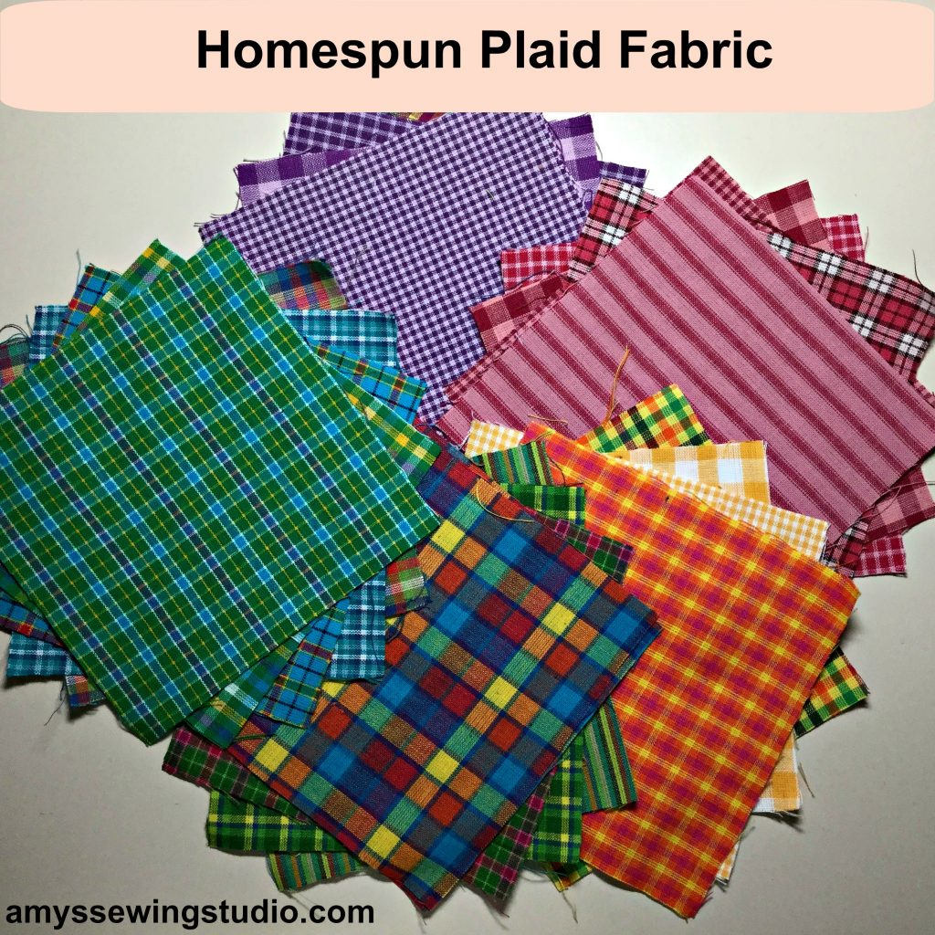 HomespunCottonFabric