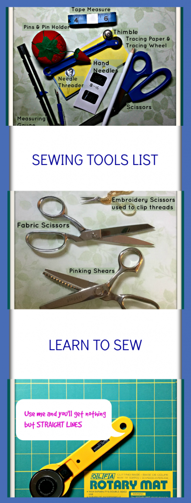 Sewing Tools Pictures