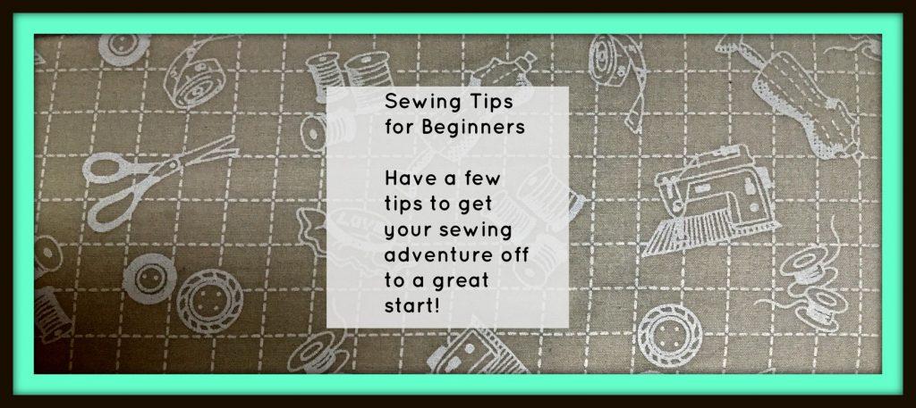 SewingTipsBeginners