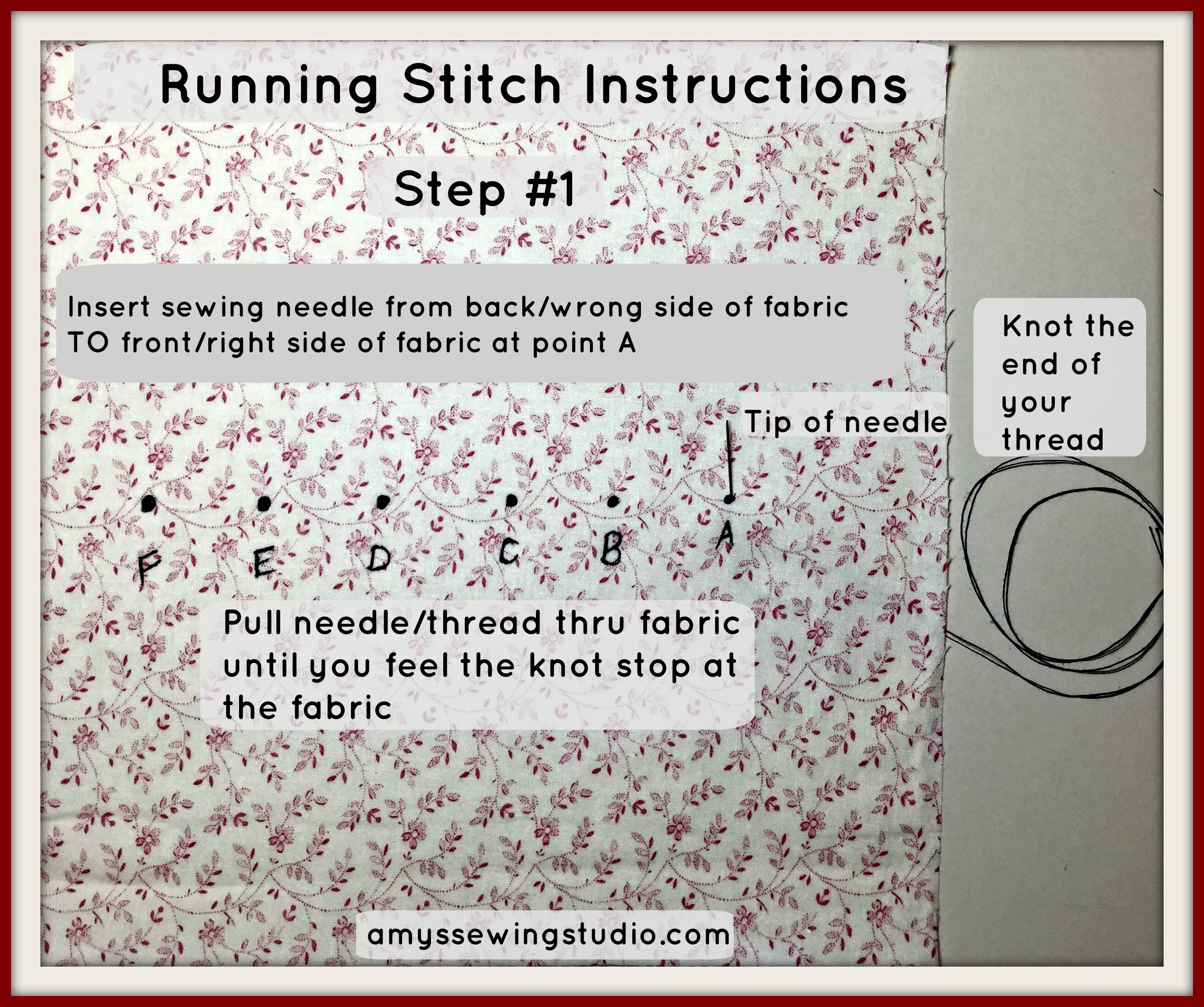 running instructions for beginners