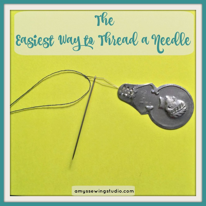 Easiest Way to Thread Needle. Use a Needle Threader for Threading a Hand Needle. How to Thread Needle.