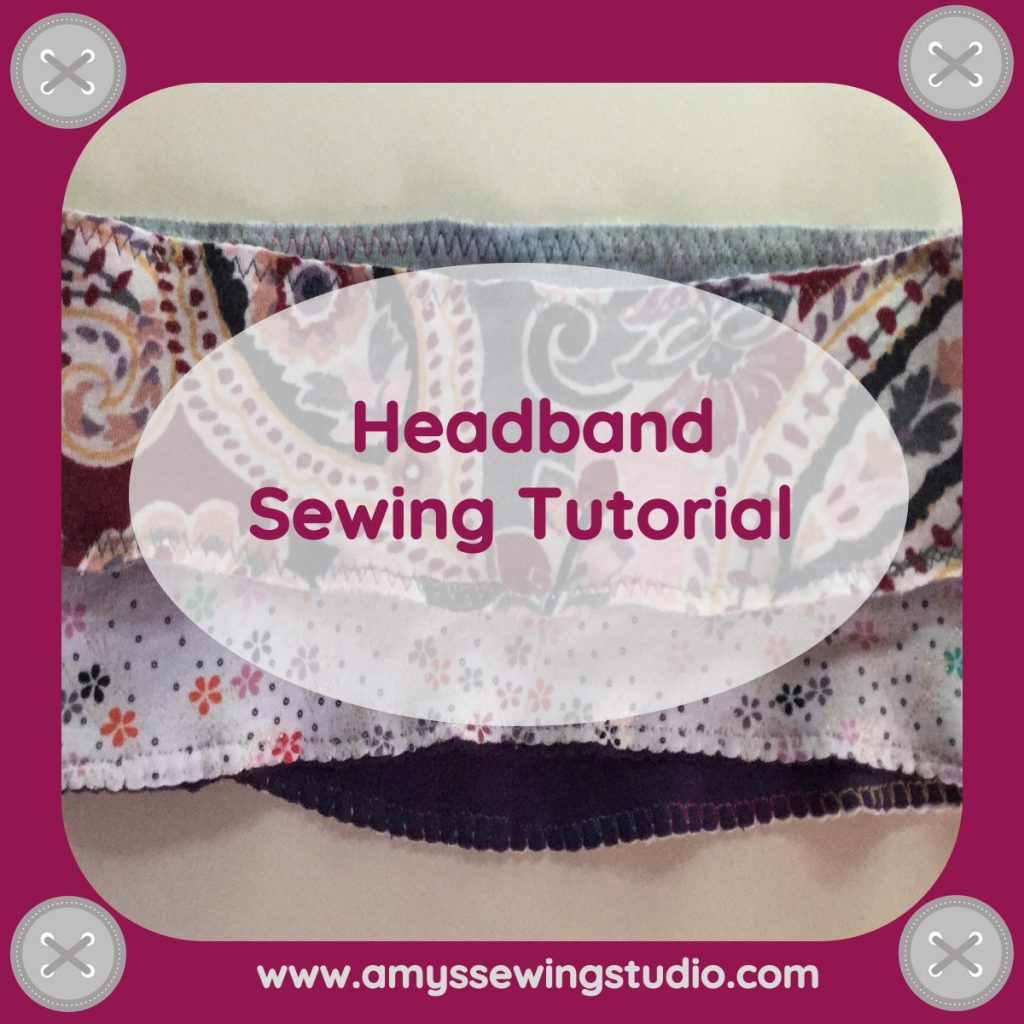 Headband Sewing Tutorial for Beginners