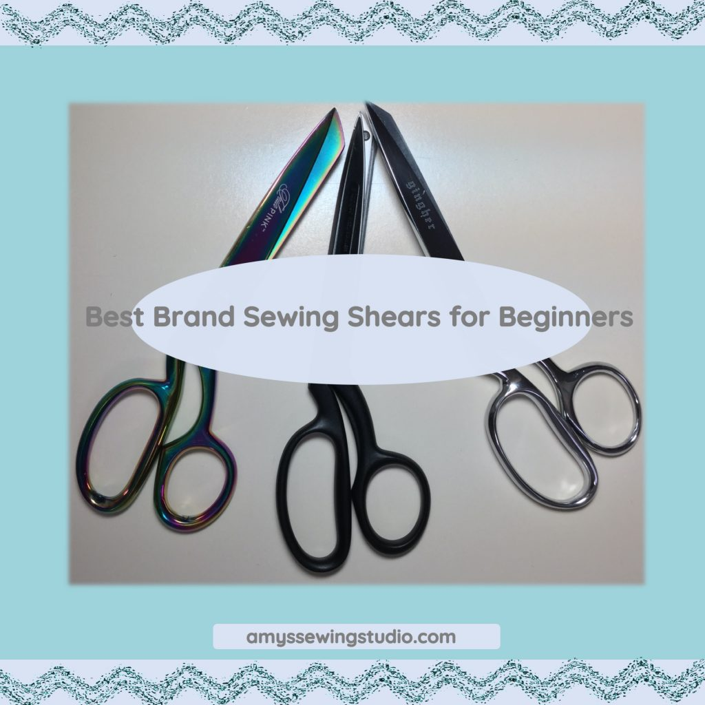 Best Brand Sewing Shears for Beginners