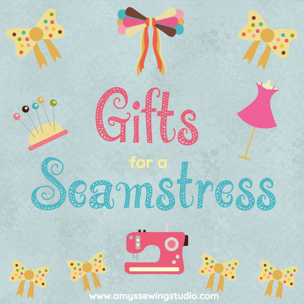 GREAT Gift Ideas for a Seamstress! Check out these Sewing Supplies/Gadgets that are great for any seamstress!